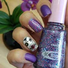 Esmalte Big Universo Glitter Raio Ômega 15,5ml
