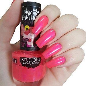 Esmalte Studio 35 Pantera Cor de Rosa Pantera Vibrante 9ml