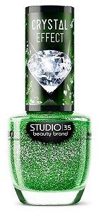 Esmalte Studio 35 Crystal Effect III Aurora Boreal 9ml