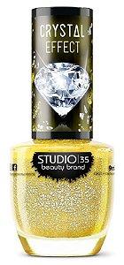 Esmalte Studio 35 Crystal Effect III Raio de Sol 9ml