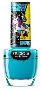 Esmalte Studio 35 Romero Britto Acredite Na Magia 9ml