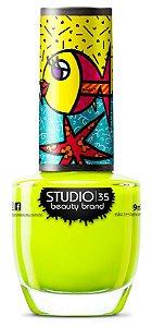 Esmalte Studio 35 Romero Britto Aquário Feliz 9ml