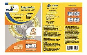 Regulador para gás 1kg
