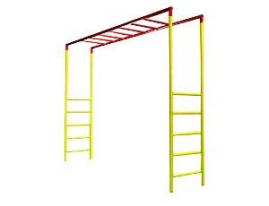 Escada Horizontal de Ferro