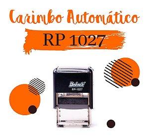 Carimbo AutomáticoDeskmate RP 1027 - 10x27mm