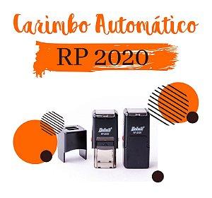 Carimbo AutomáticoDeskmate RP 2020 - 20x20mm