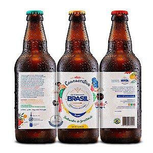 Cia de Brassagem Brasil Comemorativa 4 anos