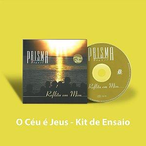 O Céu é Jesus - Kit de Ensaio Vocal