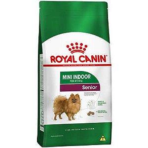 Royal Canin Mini Indoor Senior 2,5kg