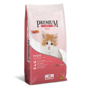 Royal Canin Premium Cat Filhote 1kg
