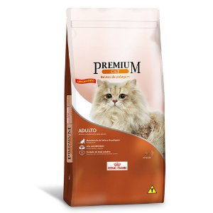 Royal Canin Premium Cat Adulto Beleza Da Pelagem 1kg