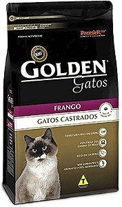 Golden Gato castrado 1 kg Frango