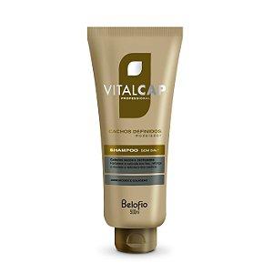 Shampoo Vitalcap Cachos Definidos 500ml Belofio