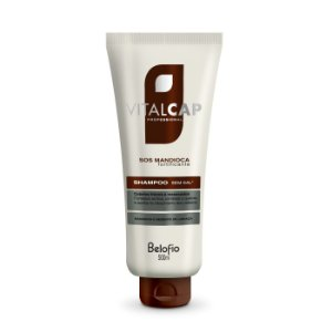 Shampoo Vitalcap SOS Mandioca 500ml Belofio