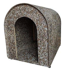 Casinha Ecológica Para Cães