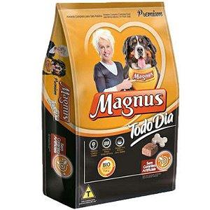 Racao Magnus Premium Todo Dia Sabor Carne 15kg