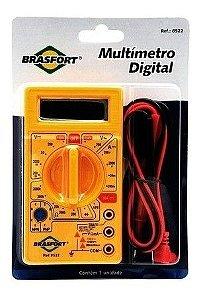 Multimetro Digital Dt-830 Brasfort
