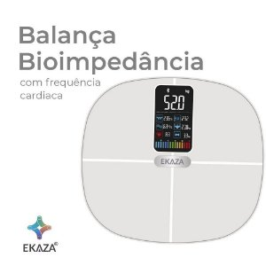 BALANÇA DE BIOIMPEDANCIA- EKAZA