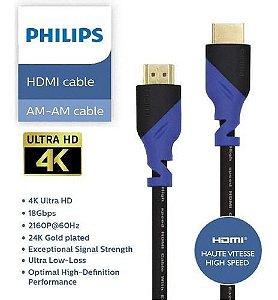 CABO HDMI 2.0 4K 2,0M-PHILIPS