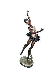 Bailarina dançando