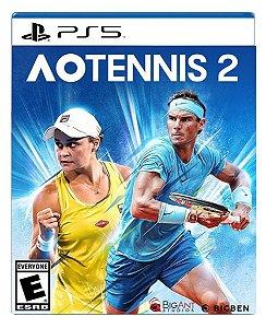 AO Tennis 2 para ps5 - Mídia Digital