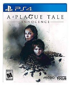 A Plague Tale: Innocence para ps4 - Mídia Digital