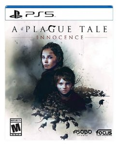 A Plague Tale: Innocence para ps5 - Mídia Digital