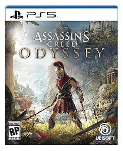 Assassin's Creed Odyssey para ps5 - Mídia Digital