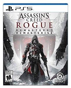 Assassin's Creed Rogue Remastered para ps5 - Mídia Digital