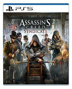 Assassin´s Creed Syndicate para ps5 - Mídia Digital