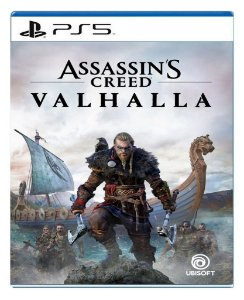 Assassin's Creed Valhalla para PS5 - Mídia Digital