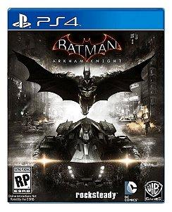 Batman Arkham Knight para PS4 - Mídia Digital
