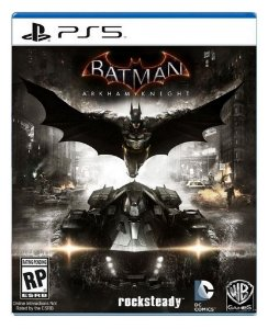 Batman Arkham Knight para PS5 - Mídia Digital