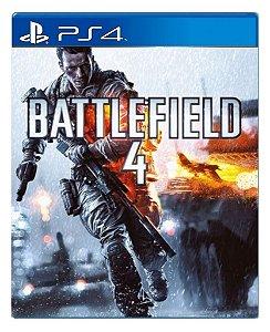 Battlefield 4 para ps4 - Mídia Digital