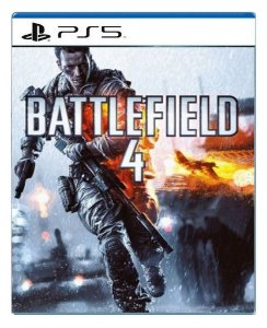 Battlefield 4 para ps5 - Mídia Digital