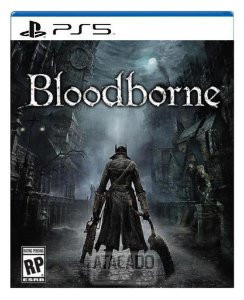 Bloodborne™ para ps5 - Mídia Digital