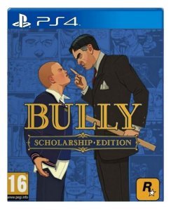 Bully para ps4 - Mídia Digital