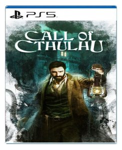 Call of Cthulhu para ps5 - Mídia Digital