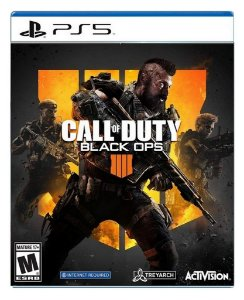 Call of Duty Black Ops 4 para PS5 - Mídia Digital