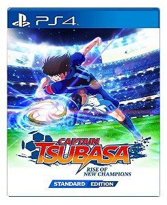 Captain Tsubasa Rise of new Champions para PS4 - Mídia Digital