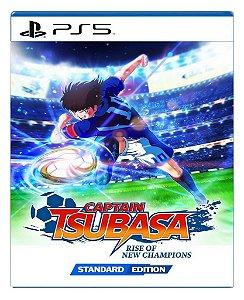 Captain Tsubasa Rise of new Champions para PS5 - Mídia Digital