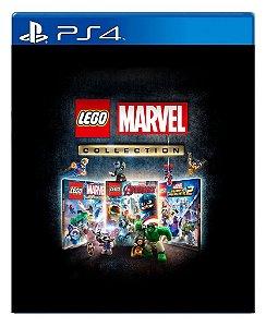 Coleção Lego Marvel para ps4 - Mídia Digital