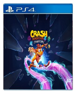 Crash Bandicoot™ 4: It's About Time para PS4 - Mídia Digital