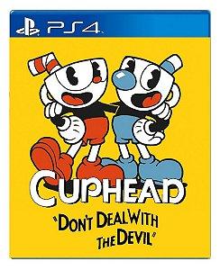 Cuphead para PS4 - Mídia Digital