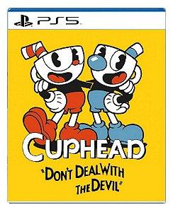 Cuphead para PS5 - Mídia Digital
