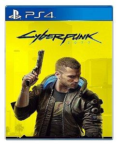 Cyberpunk 2077 para PS4 - Mídia Digital