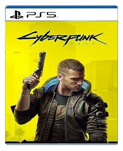 Cyberpunk 2077 para PS5 - Mídia Digital