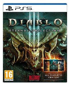 Diablo III: Eternal Collection para ps5 - Mídia Digital