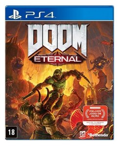 Doom Eternal para PS4 - Mídia Digital