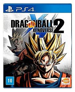 Dragon Ball Xenoverse 2 para PS4 - Mídia Digital